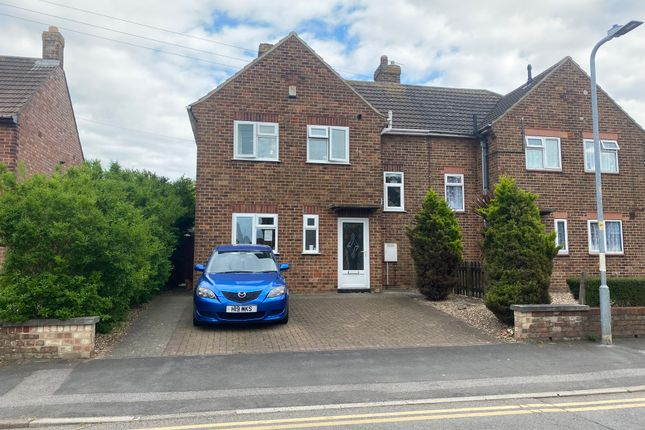 3 bed semi-detached house to rent in Broadley Crescent, Louth LN11