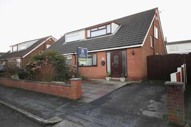 Thumbnail Property for sale in Bor Avenue, Hawkley Hall, Wigan