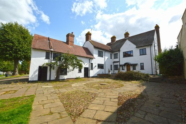 Thumbnail Detached house for sale in High Street, Hillmorton, Rugby