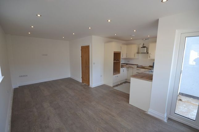 Thumbnail End terrace house to rent in Bronwydd Road, Carmarthen