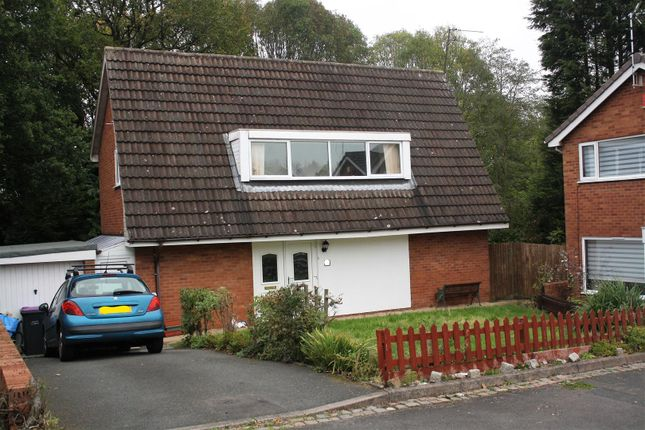 Thumbnail Detached house to rent in Lydbury Close, Stirchley, Telford