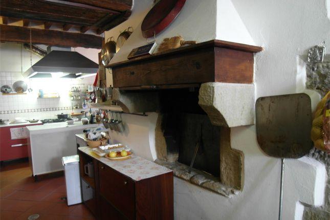 Kitchen of Il Casale Dei Sogni, Anghiari, Arezzo, Tuscany, Italy