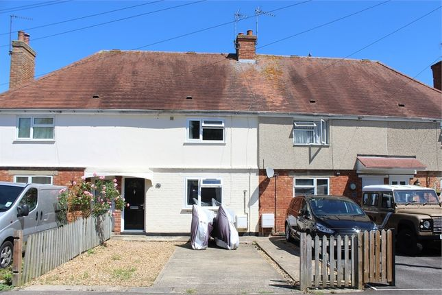 Terraced house for sale in High Street, Potterspury, Towcester, Northamptonshire