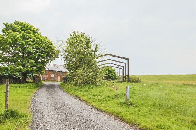 Farmhouse for sale in Heald Lane, Bacup OL13