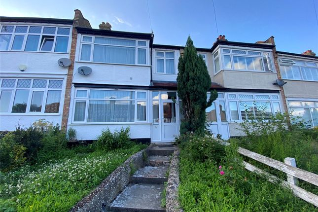 Thumbnail Terraced house to rent in Falkland Park Ave, South Norwood, London