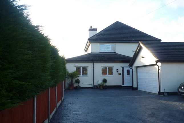 Thumbnail Detached house to rent in Telegraph Road, Heswall, Wirral