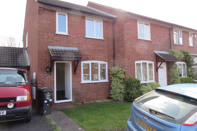 Thumbnail Detached house to rent in Trent Meadow, Taunton
