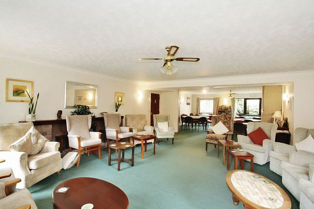 Residents Lounge of Homegrove House, Southsea PO5