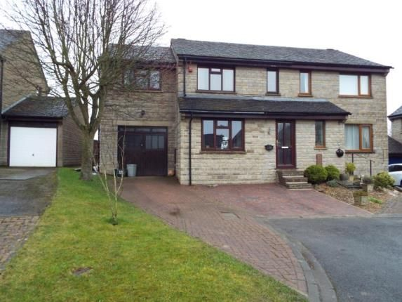 Thumbnail Semi-detached house for sale in Gower Road, Richmond, North Yorkshire