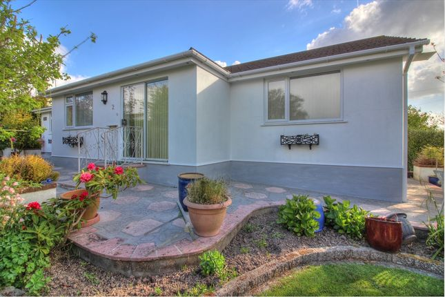 Thumbnail Bungalow for sale in High View Crescent, Blackwater, Truro