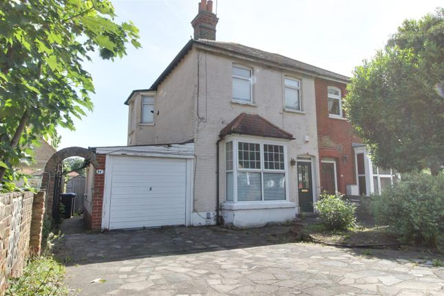 Thumbnail Flat for sale in First Avenue, Enfield