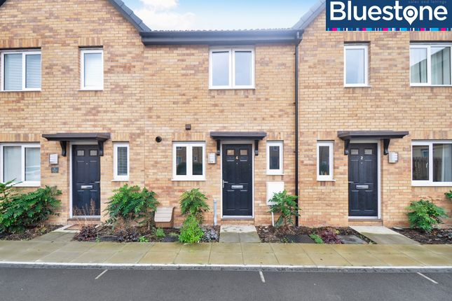 Thumbnail Terraced house for sale in Hot Mill Close, Newport