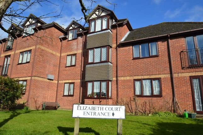 Thumbnail Flat to rent in The Crescent, Eastleigh