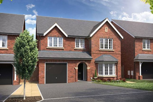 "Thumbnail Property for sale in ""The Pebworth"" at Red Lane, Burton Green, Kenilworth"
