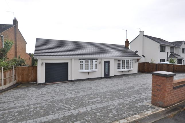 Thumbnail Detached bungalow for sale in Pipers Lane, Heswall, Wirral