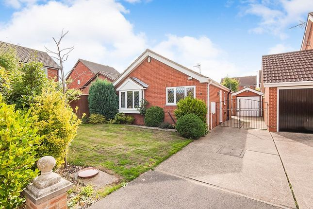 Thumbnail Bungalow for sale in Longhorn Court, Waltham, Grimsby