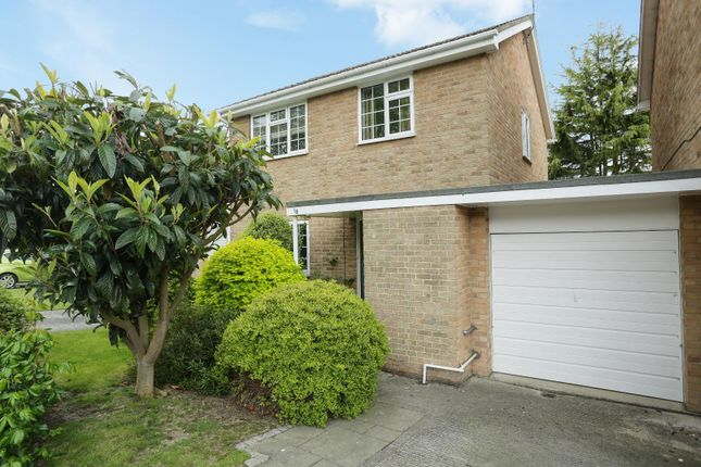 Thumbnail Link-detached house for sale in Earlsmead Crescent, Cliffsend, Ramsgate