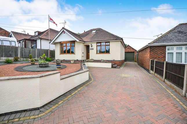 Thumbnail Bungalow for sale in Nottingham Road, Langley Mill, Nottingham