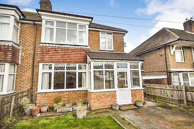 Thumbnail Property to rent in King Edward Avenue, Hastings