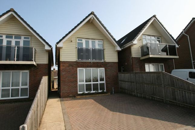 Thumbnail Detached house to rent in Worsley Road, Newport