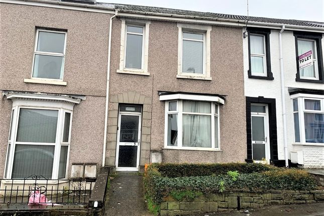 4 bed terraced house to rent in Rhyddings Park Road, Brynmill, Swansea SA2