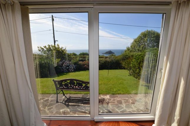 View From Lounge of Spring Road, Wembury Point, Plymouth PL9