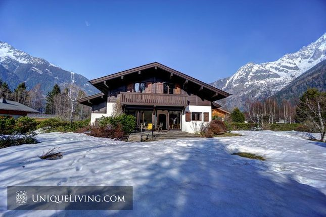 5 bed villa for sale in Chamonix, French Alps, France