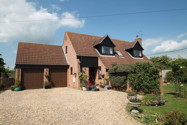 Thumbnail Detached house for sale in East Way, Drayton, Abingdon