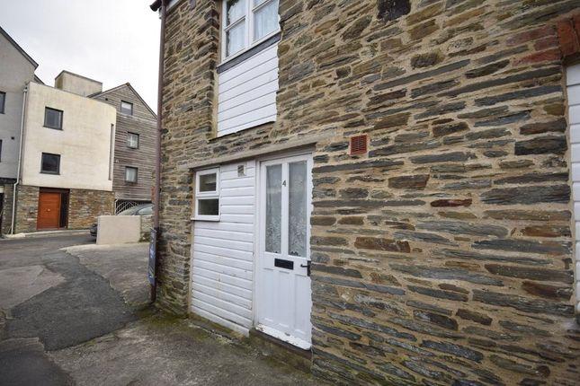 Thumbnail Flat to rent in Harbour Road, Wadebridge