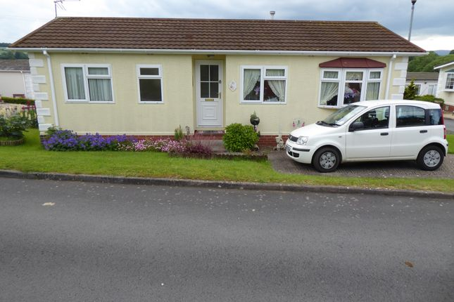 Thumbnail Mobile/park home for sale in Highley Park, Netherton Lane, Highley, Bridgnorth