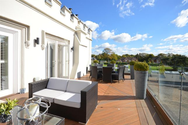 Private Terrace of Woodland Way, Kingswood, Tadworth KT20