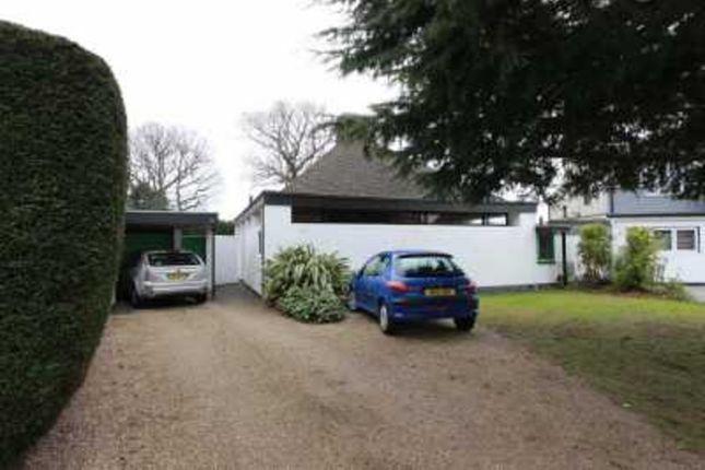Thumbnail Detached bungalow for sale in Haresland Close, Benfleet