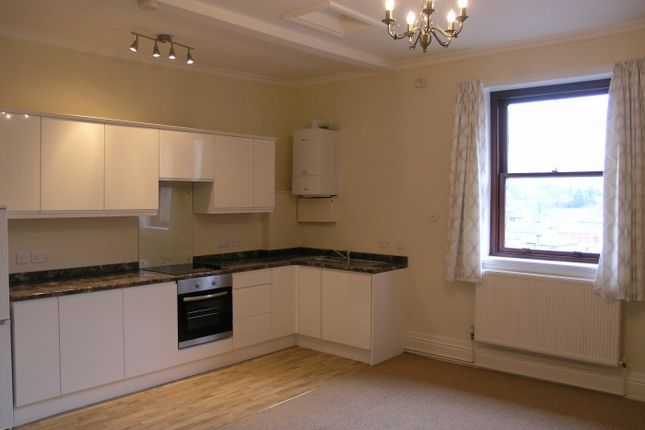 Thumbnail Flat to rent in Church Street, Knighton
