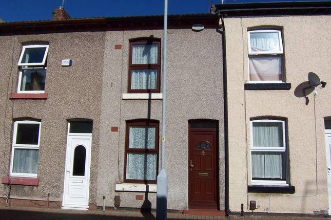 Thumbnail Terraced house for sale in Menai Street, Birkenhead, Birkenhead