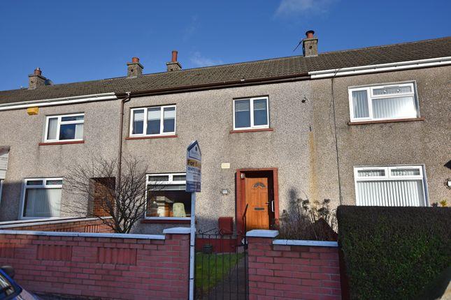 Terraced house for sale in Darroch Drive, Gourock