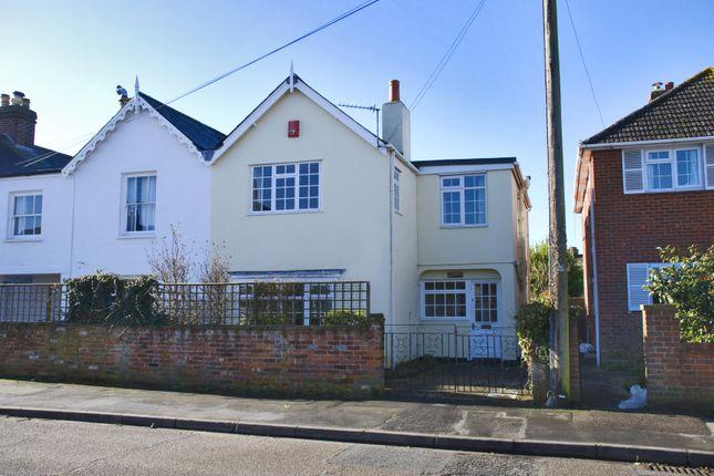 Thumbnail Semi-detached house to rent in Lymington, Hampshire