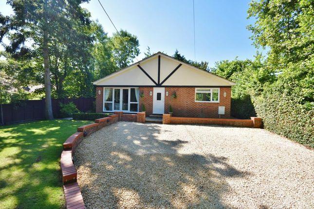 Thumbnail Detached bungalow for sale in Sutton Courtenay, Oxfordshire