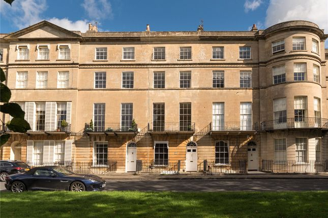 Thumbnail Terraced house for sale in Sion Hill Place, Bath