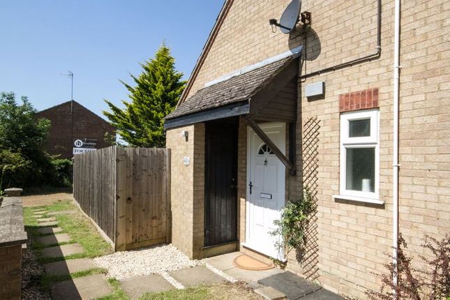 Thumbnail Semi-detached house for sale in Blencowe Drive, Brackley