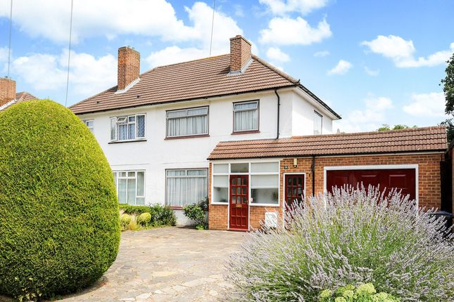 Thumbnail Semi-detached house for sale in Windermere Road, London