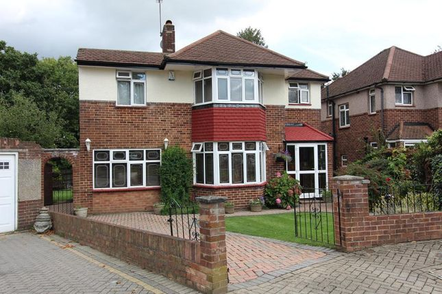 4 bed detached house for sale in Cathcart Drive, Orpington, Kent