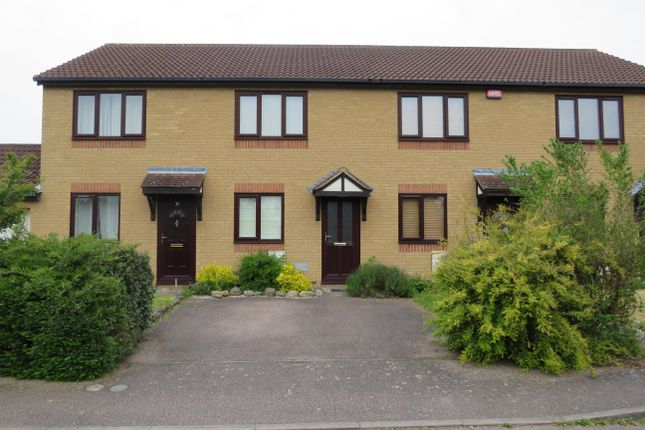 Thumbnail Terraced house to rent in Tallis Lane, Browns Wood, Milton Keynes