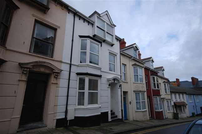 Thumbnail Terraced house to rent in Corporation Street, Aberystwyth