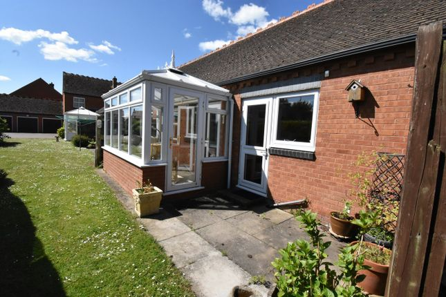 Thumbnail Bungalow for sale in Bredon Lodge, Bredon, Tewkesbury