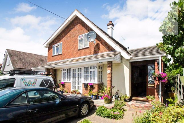 Thumbnail Detached house for sale in Labworth Road, Canvey Island