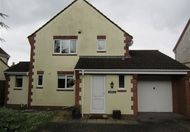 Thumbnail Detached house to rent in Lower New Road, Cheddar