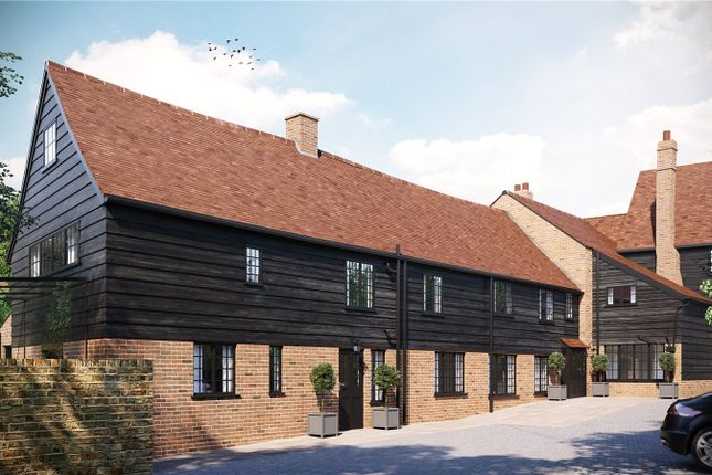 Thumbnail Mews house for sale in The Crow, 15 Fishpool Street, St Albans, Hertfordshire