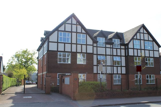 Thumbnail Flat for sale in Fidlas Road, Llanishen, Cardiff