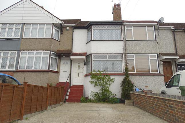 Thumbnail Terraced house for sale in Sunland Avenue, Bexleyheath