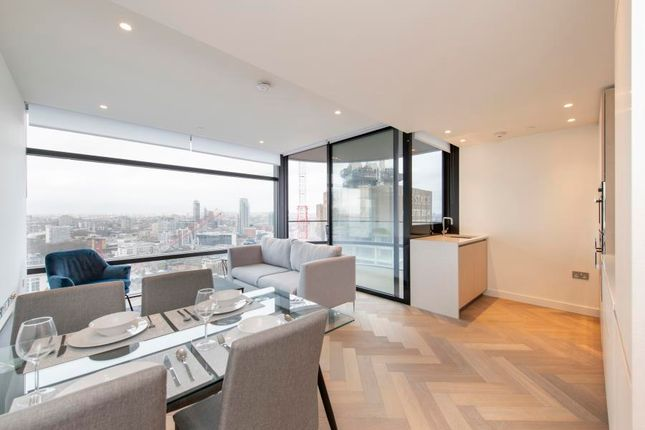 2 bed flat for sale in Principal Tower, 2 Principal Place EC2A